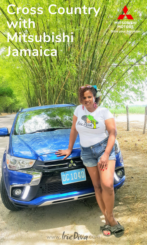 Road trip across Jamaica with Mitsubishi Jamaica in the 2018 ASX