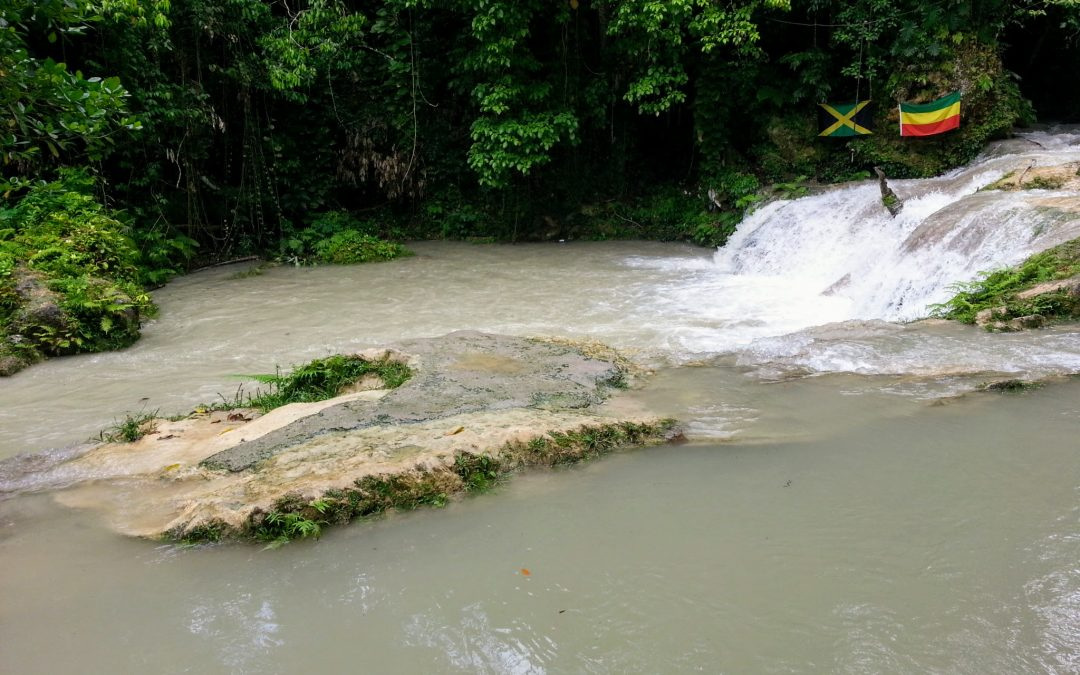 Blue Hole St. Mary Jamaica