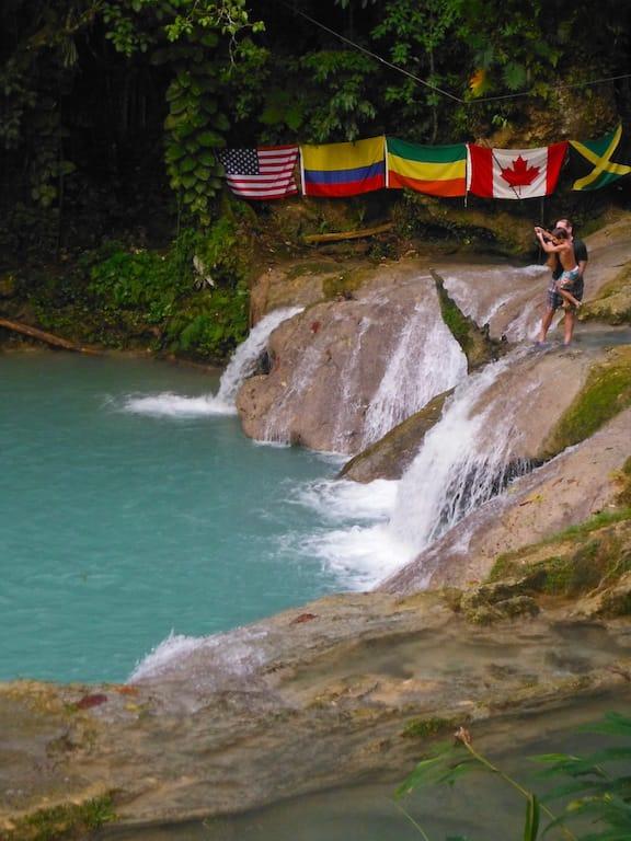 Blue Hole Jamaica Tour