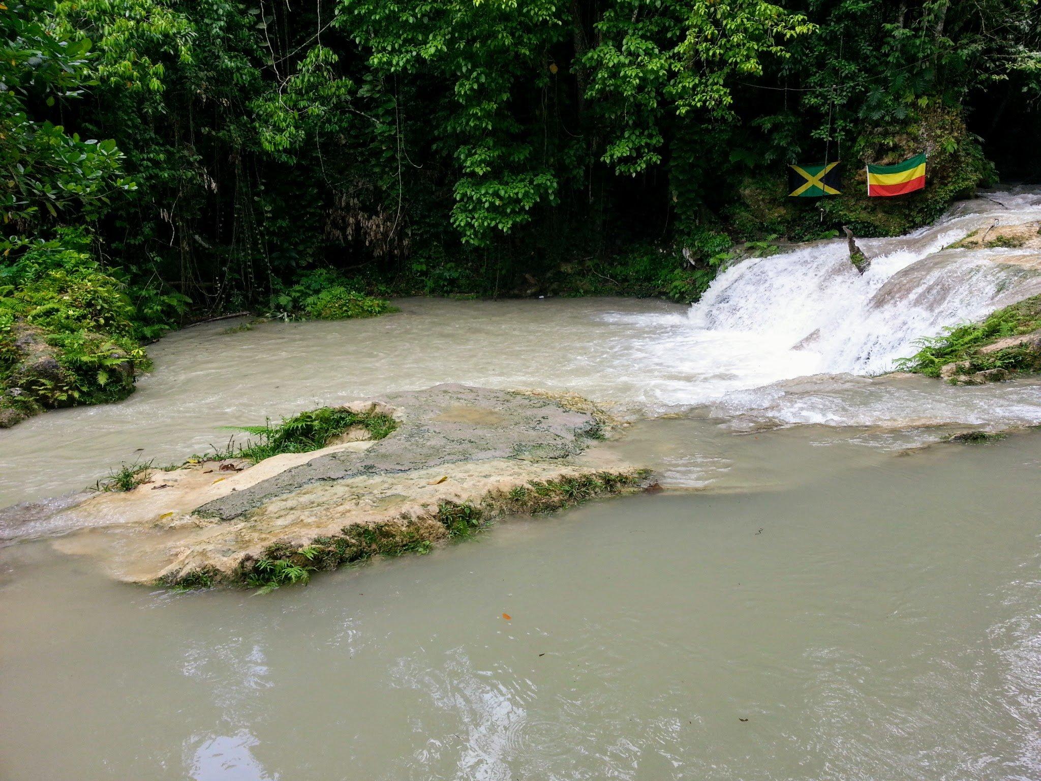Blue Hole Ocho Rios Jamaica