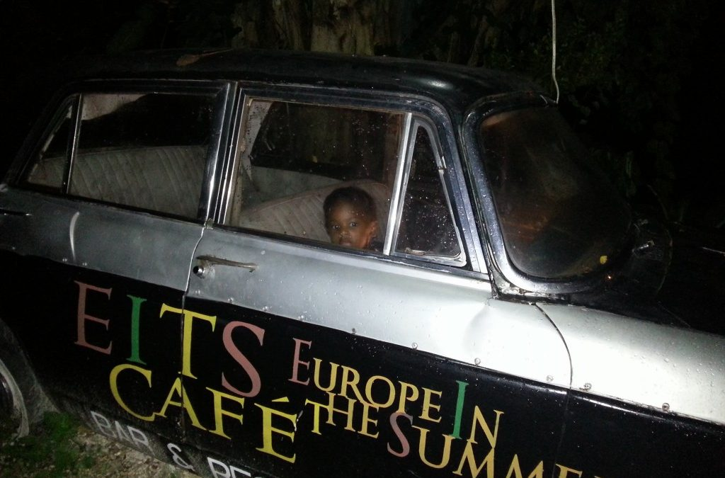 EITS Cafe Jamaica: Europe in the Summer