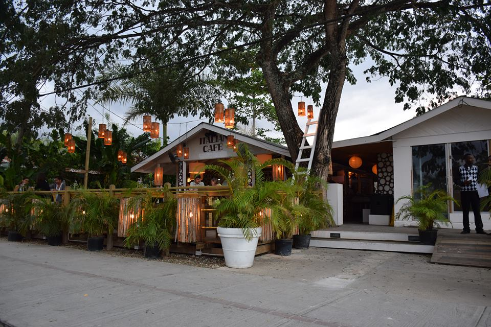 Restaurant Review: Italian Cafe in Negril