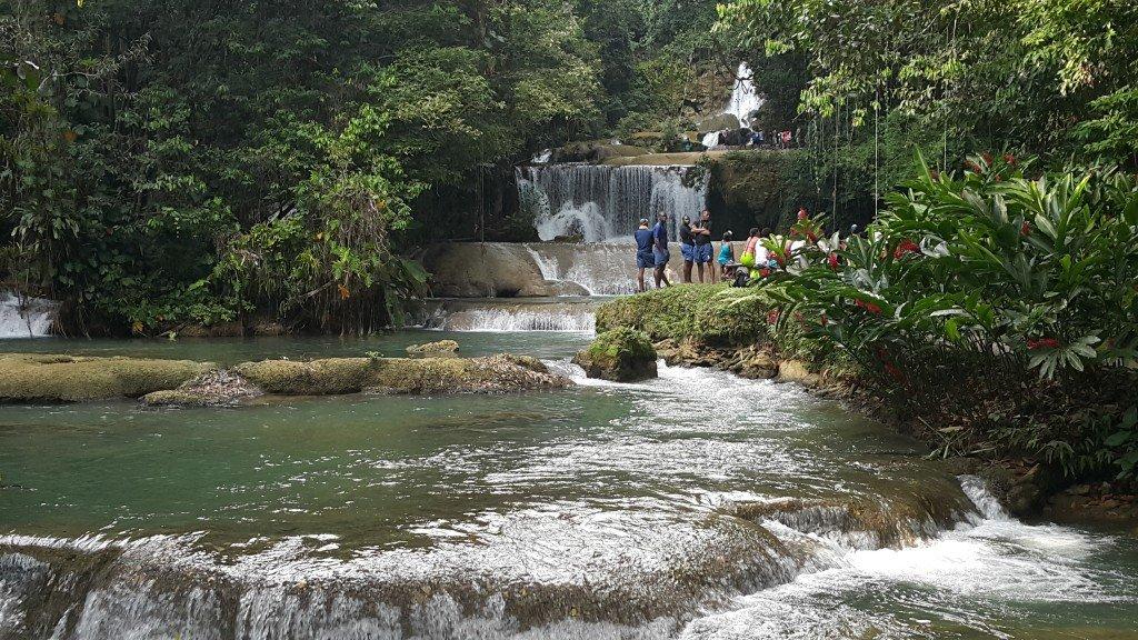 YS Falls St Elizabeth Jamaica