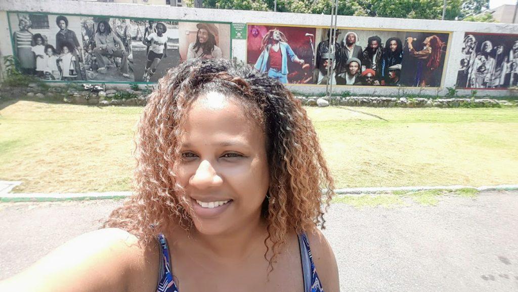 Inside the Bob Marley Museum Kingston Jamaica