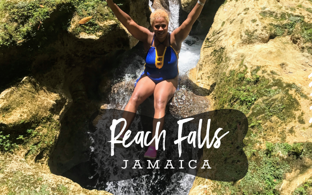 Reach Falls  Jamaica – I Jumped in the Rabbit Hole!