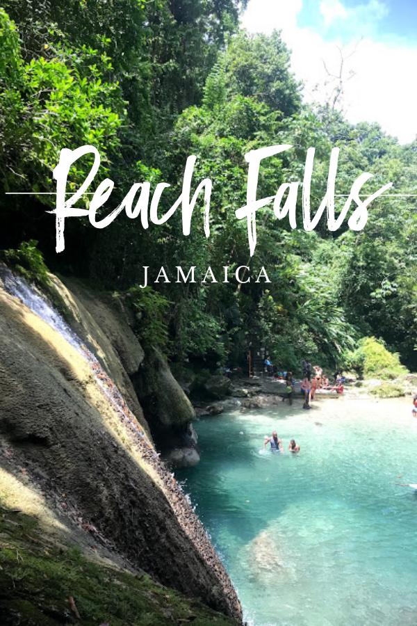 Visit Reach Falls Jamaica