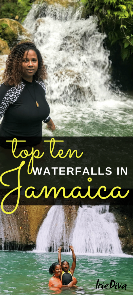 The Top Ten Waterfalls in Jamaica to Explore