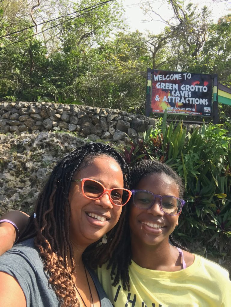 Green Grotto Caves Jamaica